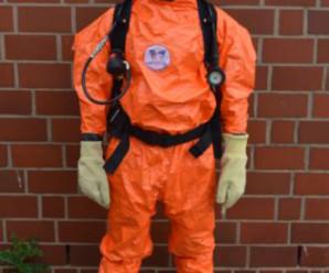 Neues Konzept für Chemikalienschutzkleidung