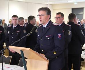 Versammlung Kreisfeuerwehrverband