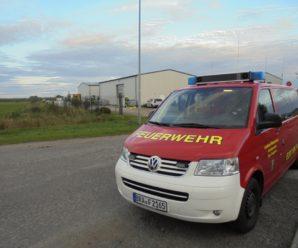 Messungen nach Brandeinsatz in Ovelgönne