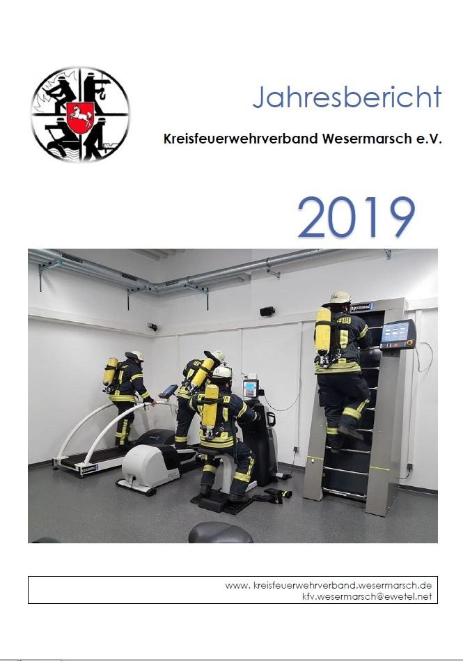 Deckblatt Jahresbericht 2019